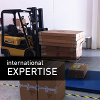 International Malaysian Freight packing moving shipping